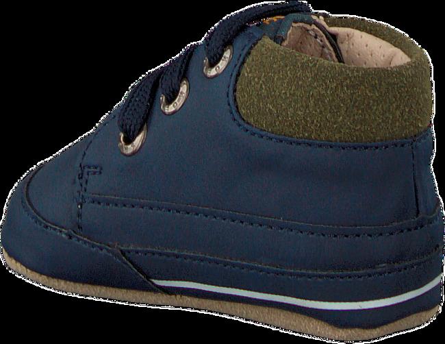 SHOESME Chaussures bébé BS8A001 en bleu - large