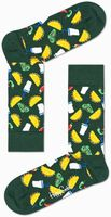 HAPPY SOCKS Chaussettes TACO en vert  - medium