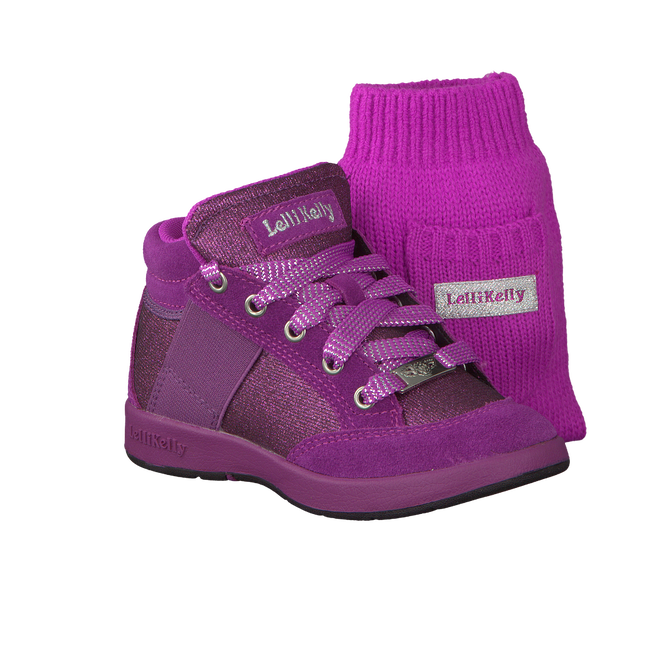 Roze LELLI KELLY Sneakers CALIFORNIA ER01  - large