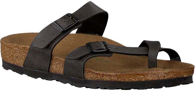grey BIRKENSTOCK PAPILLIO shoe MAYARI PULL UP  - large