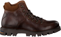 MAZZELTOV Chaussures à lacets MBOSS604.NEW OMODA en marron  - medium