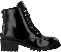 NUBIKK Bottines à lacets JANE VELAS en noir  - medium