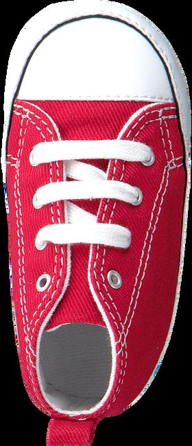 CONVERSE Chaussures bébé FIRST STAR en rouge - large