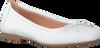 Witte UNISA Ballerina's CRESY  - small