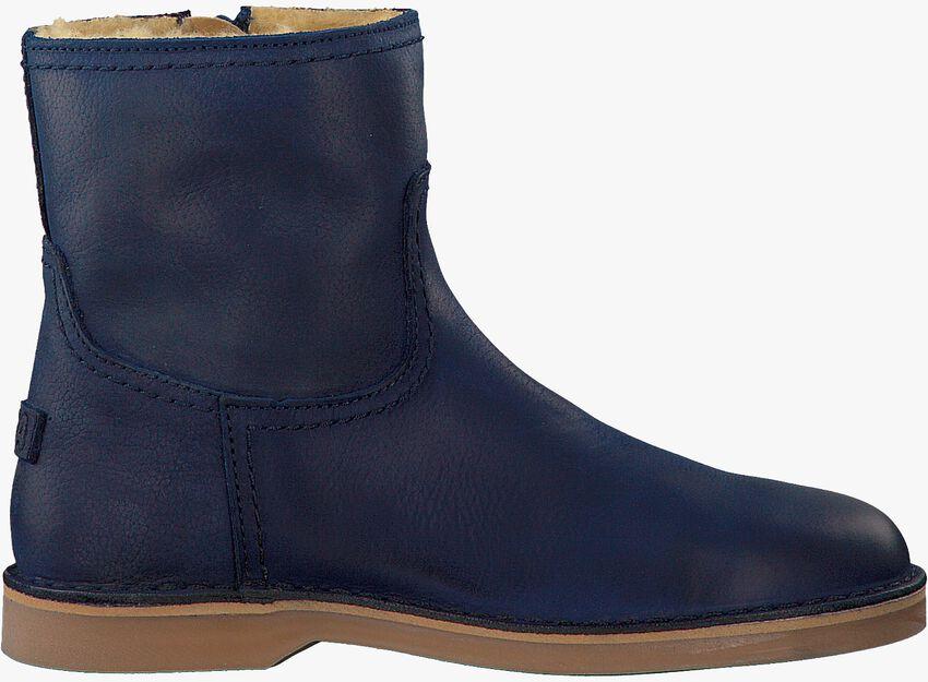 Blauwe GIGA Lange laarzen 8509  - larger