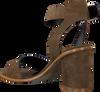 NOTRE-V Sandales B4160 en gris  - small
