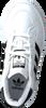 ADIDAS Baskets basses TEAM COURT C en blanc  - small