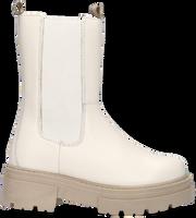 Beige WYSH Chelsea boots SUZAN  - medium
