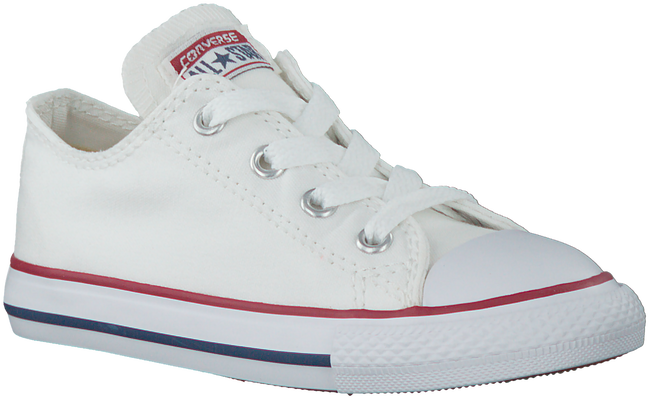 Witte CONVERSE Sneakers CHUCK TAYLOR ALL STAR OX KIDS - large