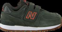 Groene NEW BALANCE Lage sneakers IV574PNY/YV574PNY  - medium