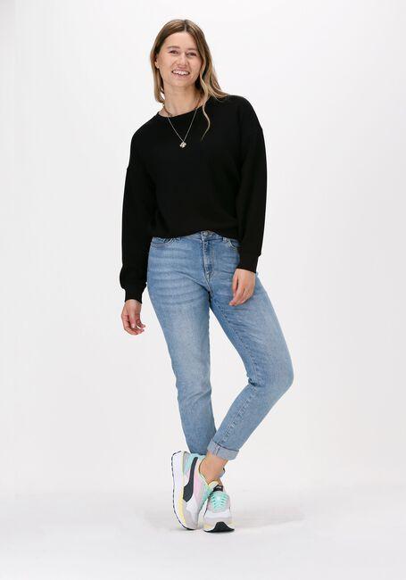 Zwarte MSCH COPENHAGEN Sweater IMA DS SWEATSHIRT - large