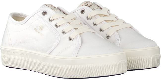 GANT Baskets basses LEISHA en blanc  - large