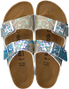 taupe BIRKENSTOCK PAPILLIO shoe ARIZONA ANCIENT MOSAIC  - small