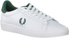 Witte FRED PERRY Lage sneakers B8250  - small