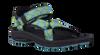 TEVA Sandales HURRICANE 2 1003692/707/6294 en bleu - small