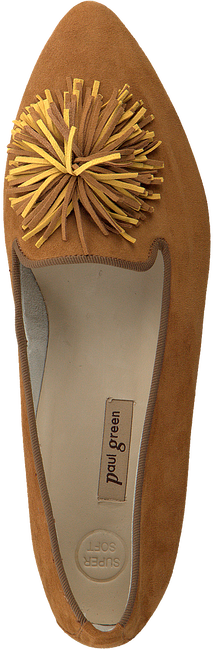 PAUL GREEN Loafers 2531-016 en beige  - large