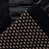 BECKSONDERGAARD Gants RIGA GLOVE en noir  - small