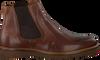 Bruine BRAEND Chelsea boots 24627  - small
