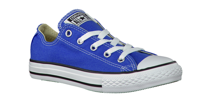 Blauwe CONVERSE Sneakers AS SEAS OX KIDS  - large