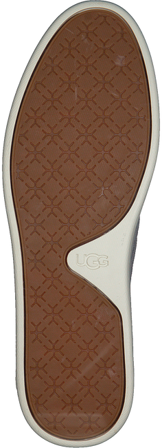 Grijze UGG Instappers SAMMY CHEVRON  - large