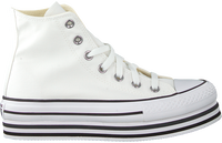 Witte CONVERSE Hoge sneaker CHUCK TAYLOR ALL STAR PLATFORM LAYER HI - medium