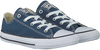 CONVERSE Baskets CHUCK TAYLOR ALL STAR OX KIDS en bleu - small