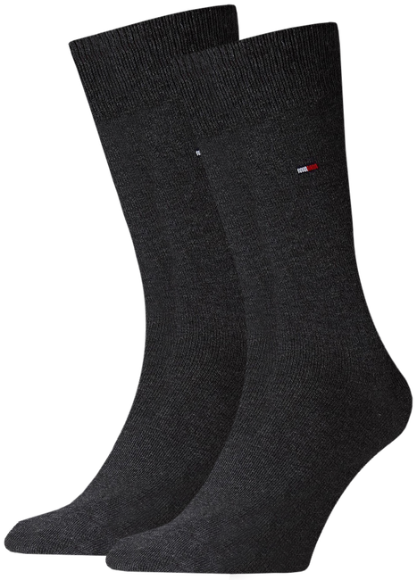 Grijze TOMMY HILFIGER Sokken TH MEN SOCK CLASSIC - large