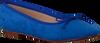 GIULIA Ballerines G.12.BALLERINA en bleu  - small