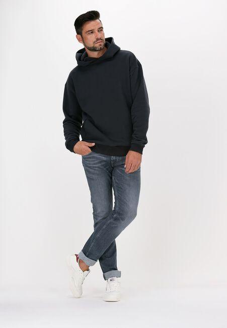 Zwarte KULTIVATE Sweater SW COMFORT HOOD - large