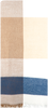 NOTRE-V Foulard CAMERON en bleu  - small