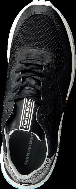 FLORIS VAN BOMMEL Baskets basses 16301 en noir  - large