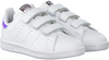 Witte ADIDAS Sneakers STAN SMITH KIDS VELCRO  - small