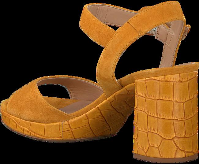 UNISA Sandales OMERCI en jaune  - large
