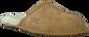 UGG Chaussons SCUFF en cognac - small