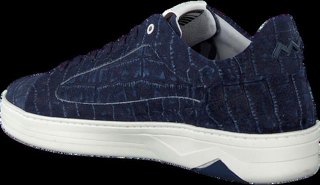 FLORIS VAN BOMMEL Baskets basses 13265 en bleu  - large