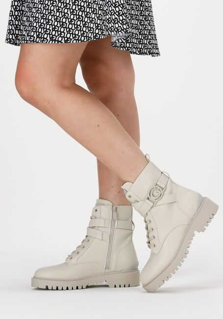 Witte GUESS Veterboots ODANNA  - large