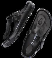 Zwarte BIRKENSTOC Slippers GIZEH EVA KIDS  - medium