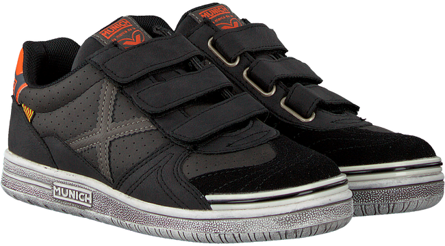 Zwarte MUNICH Sneakers G3 VELCRO - large