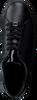 MICHAEL KORS Baskets basses KEATON LACE UP en noir  - small