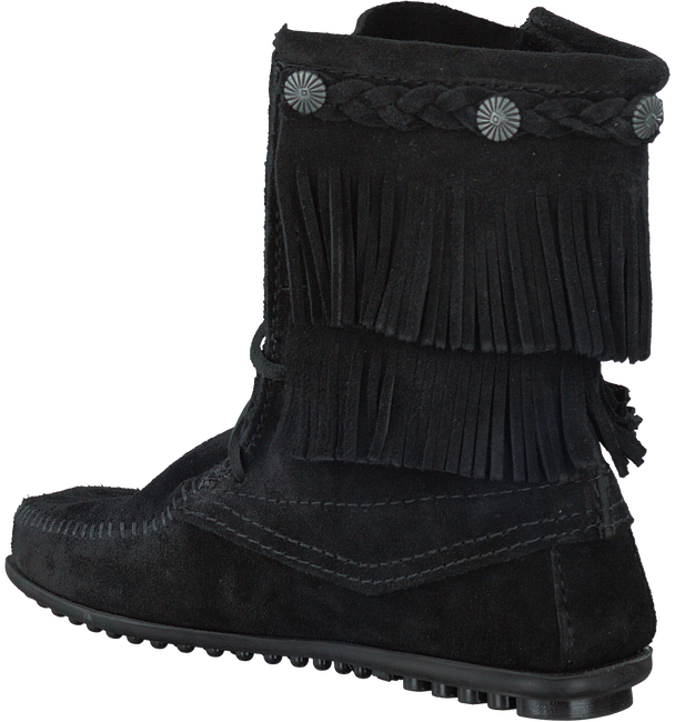 MINNETONKA Bottines 629 en noir - large