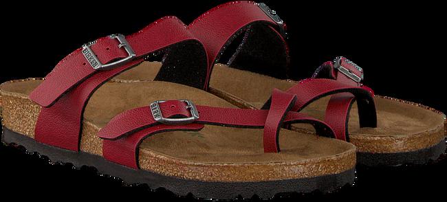 red BIRKENSTOCK PAPILLIO shoe MAYARI PULL UP  - large