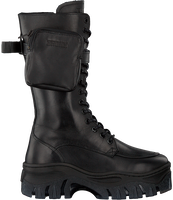 BRONX Bottines à lacets JAXSTAR 14187 en noir  - medium