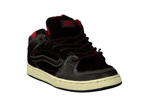 Black VANS shoe EDGEMONT  - large