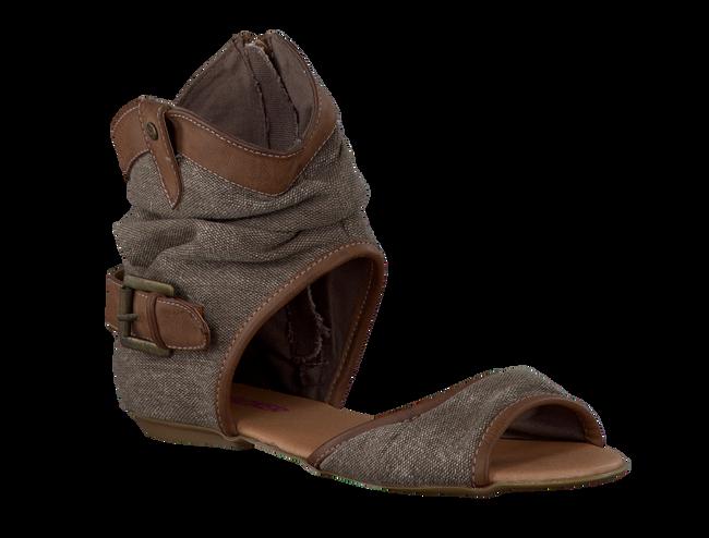 brown BULLBOXER shoe ABI010  - large
