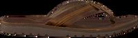 Bruine REEF Slippers VOYAGE LUX  - medium