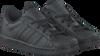 Zwarte ADIDAS Sneakers SUPERSTAR KIDS  - small
