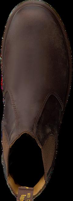DR MARTENS Bottines chelsea 2976 en marron  - large