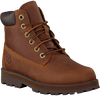TIMBERLAND Bottines à lacets COURMA KID TRADITIONAL 6 INCH en cognac  - small