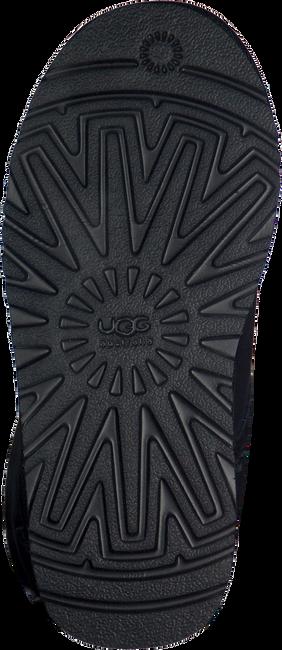 UGG Bottes fourrure BAILEY BOW en noir - large