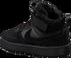 Zwarte NIKE Hoge sneaker COURT BOROUGH MID TD  - small